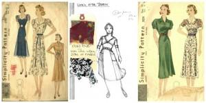 Design sketch by Santo Loquasto.