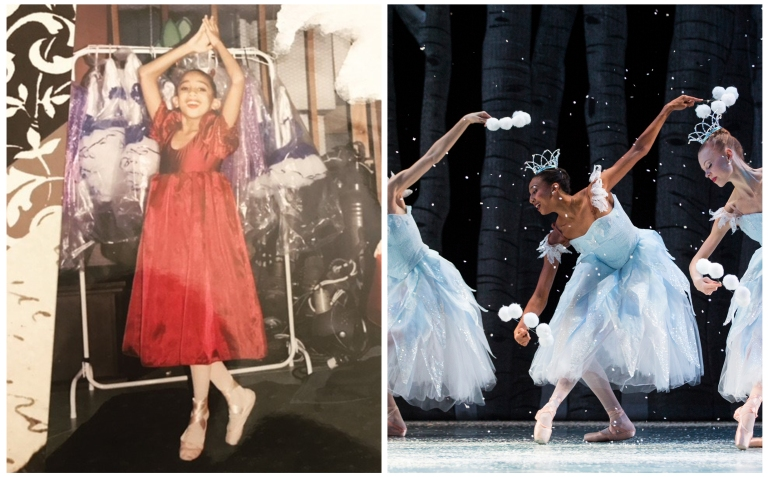Amanda Morgan - Now and Then, Nutcracker Grows Up