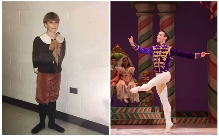 Benjamin Griffiths - Now and Then, Nutcracker Grows Up