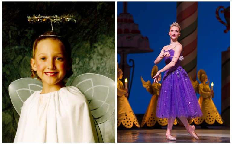 Elizabet Murphy - Now and Then, Nutcracker Grows Up