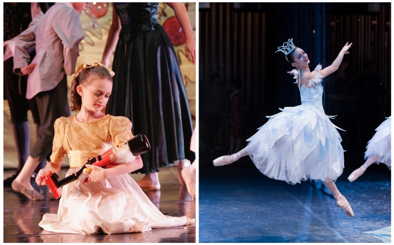 Madison Abeo - Now and Then, Nutcracker Grows Up