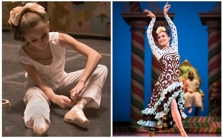 Nancy Casciano - Now and Then, Nutcracker Grows Up