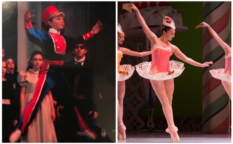 Nicole Rizzitano - Now and Then, Nutcracker Grows Up