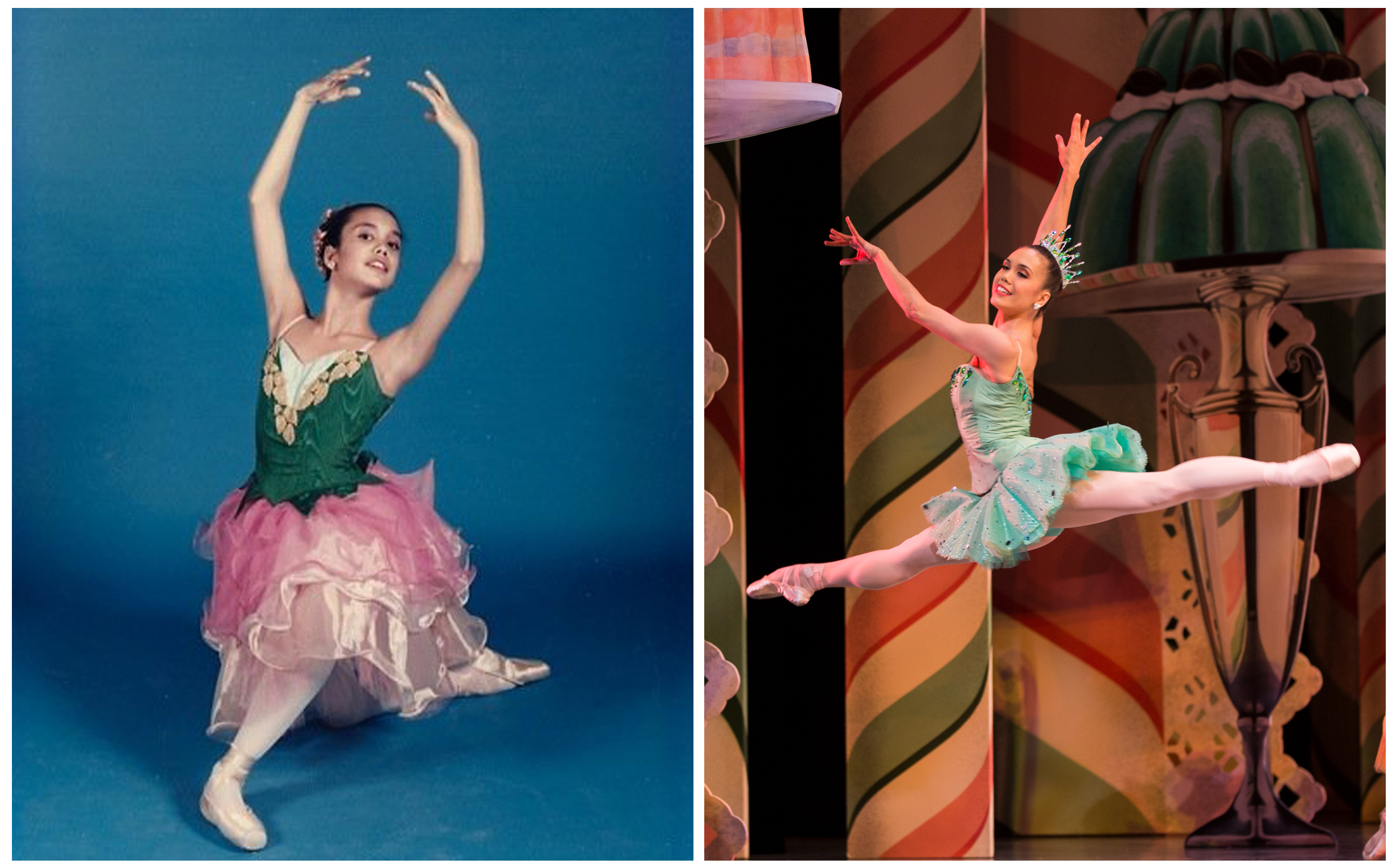 Noelani Pantastico - Now and Then, Nutcracker Grows Up