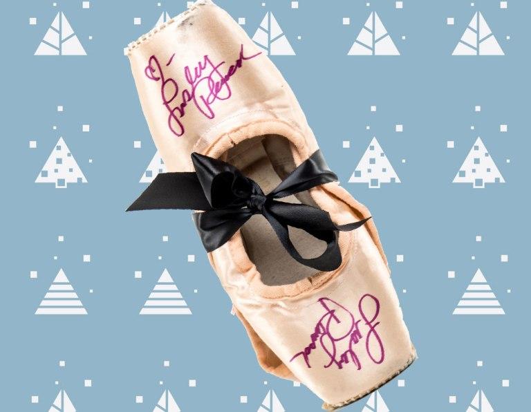 Pointe-Shoe