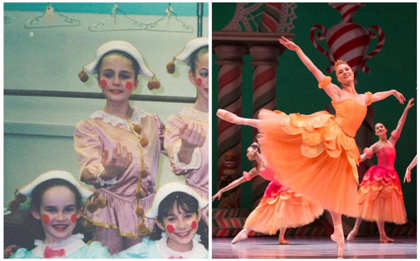 Cecilia Iliesiu - Now and Then, Nutcracker Grows Up