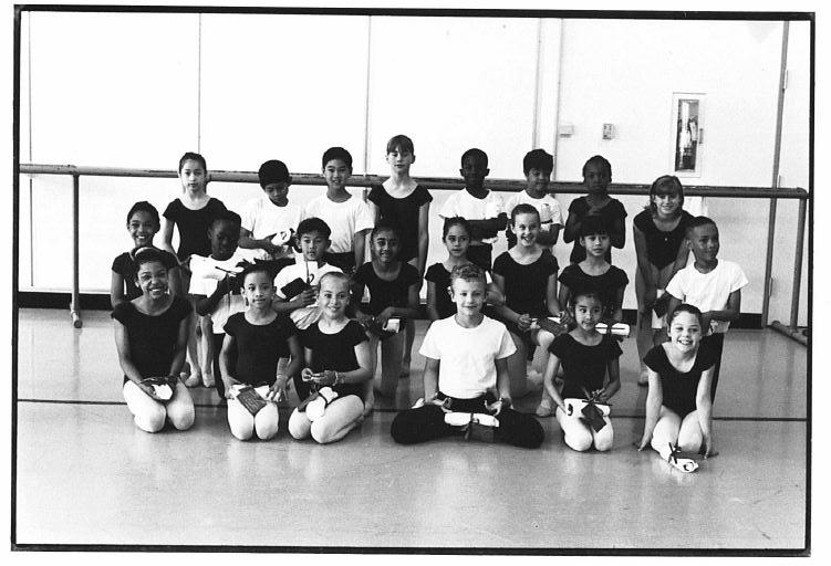 1996 Class Photo Flynn Larsen