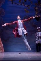 Karel Cruz as Prince Florimund ©Angela Sterling