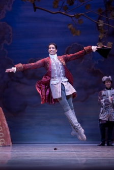 Cruz in The Sleeping Beauty ©Angela Sterling