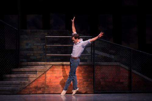 Tisserand in West Side Story Suite ©Angela Sterling