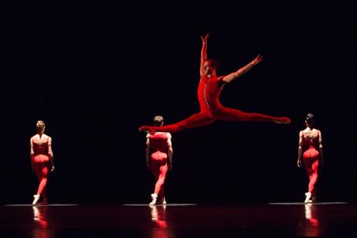 Tisserand in Red Angels ©Angela Sterling