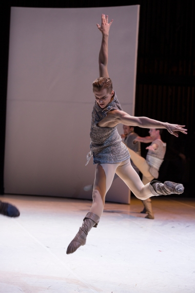 Wald in Romeo et Juliette ©Angela Sterling