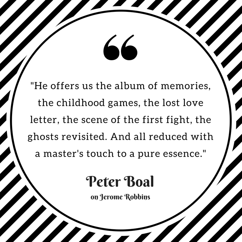Peter Robbins quote